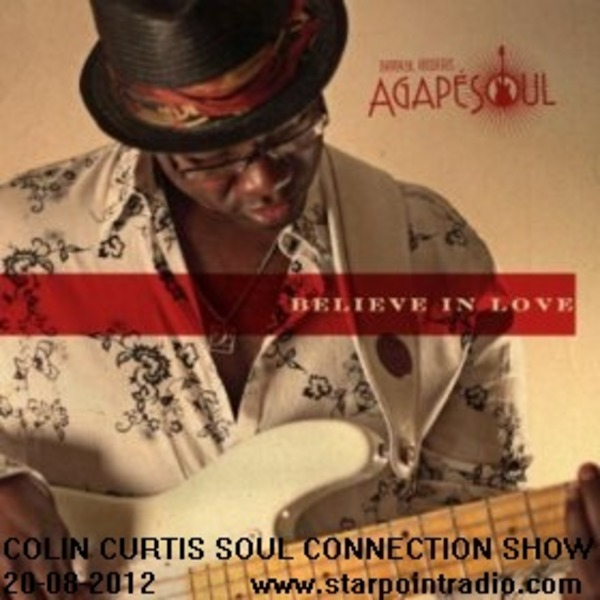 Colin Curtis Soul Connection Show Monday 20th August 2012