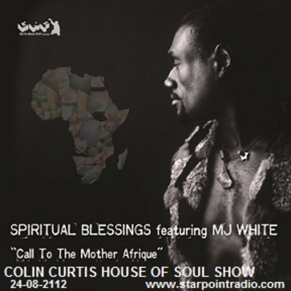 Colin Curtis House Of Soul Show  Friday 24th August 2012