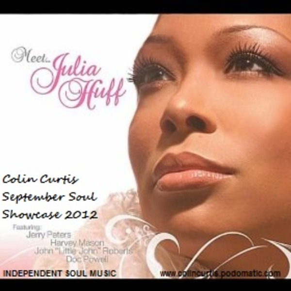 Colin Curtis September Soul Showcase Vol.One New Independent Soul Music