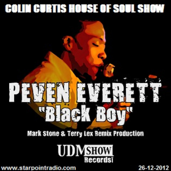 Colin Curtis House Of Soul Show Friday 26th October 2012