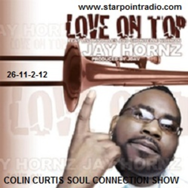 Colin Curtis Soul Connection Show Monday 26th November 2012