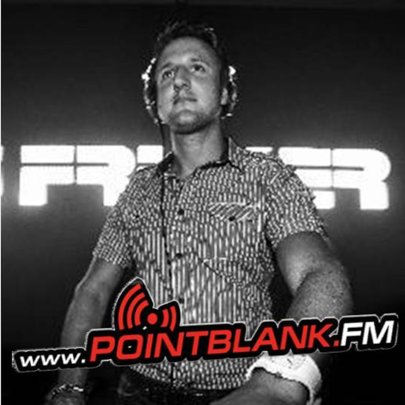 DJ Paul Fricker's Point Blank FM Podcast