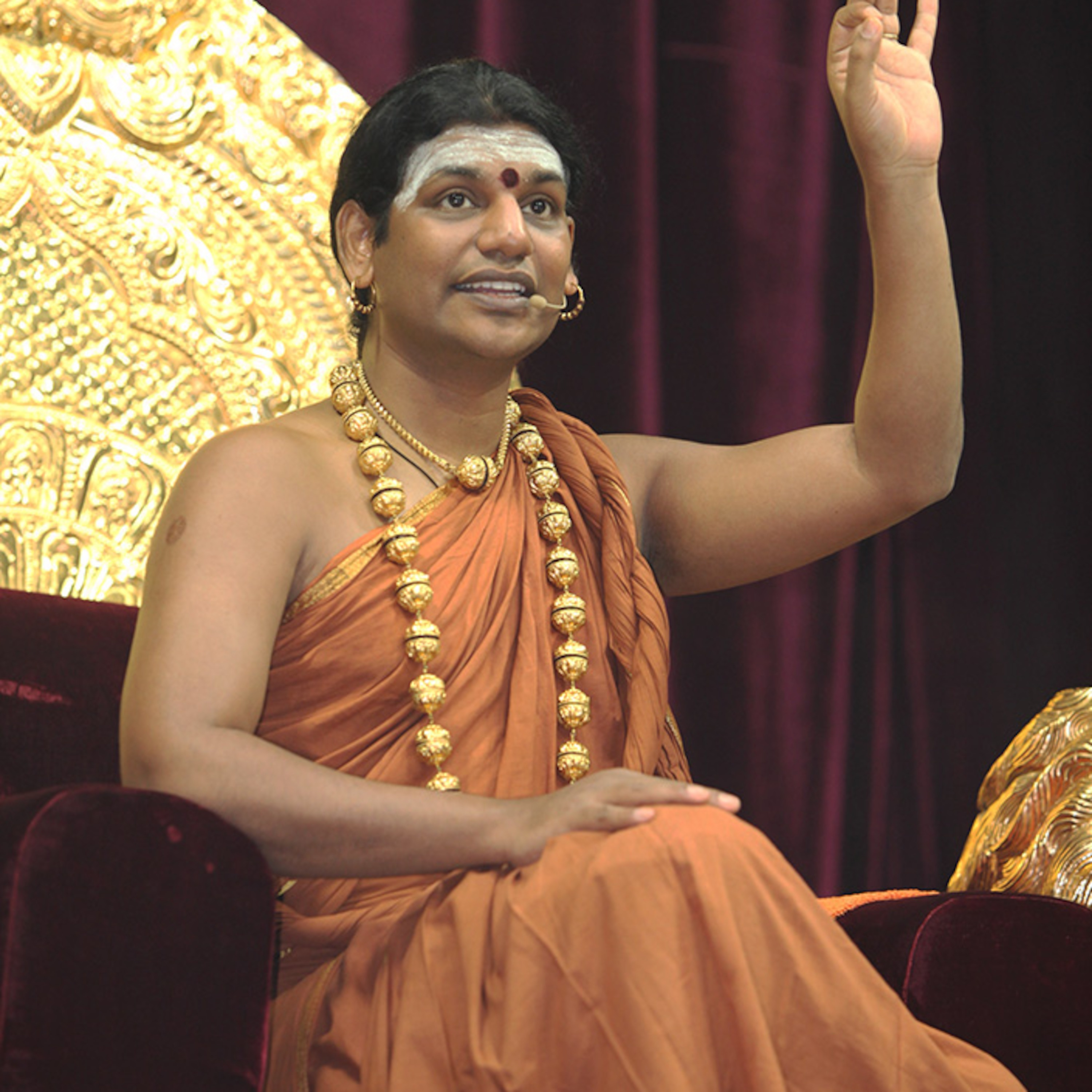 Episode 107 - Nithyananda Podcast - Life is for Enriching, Part I