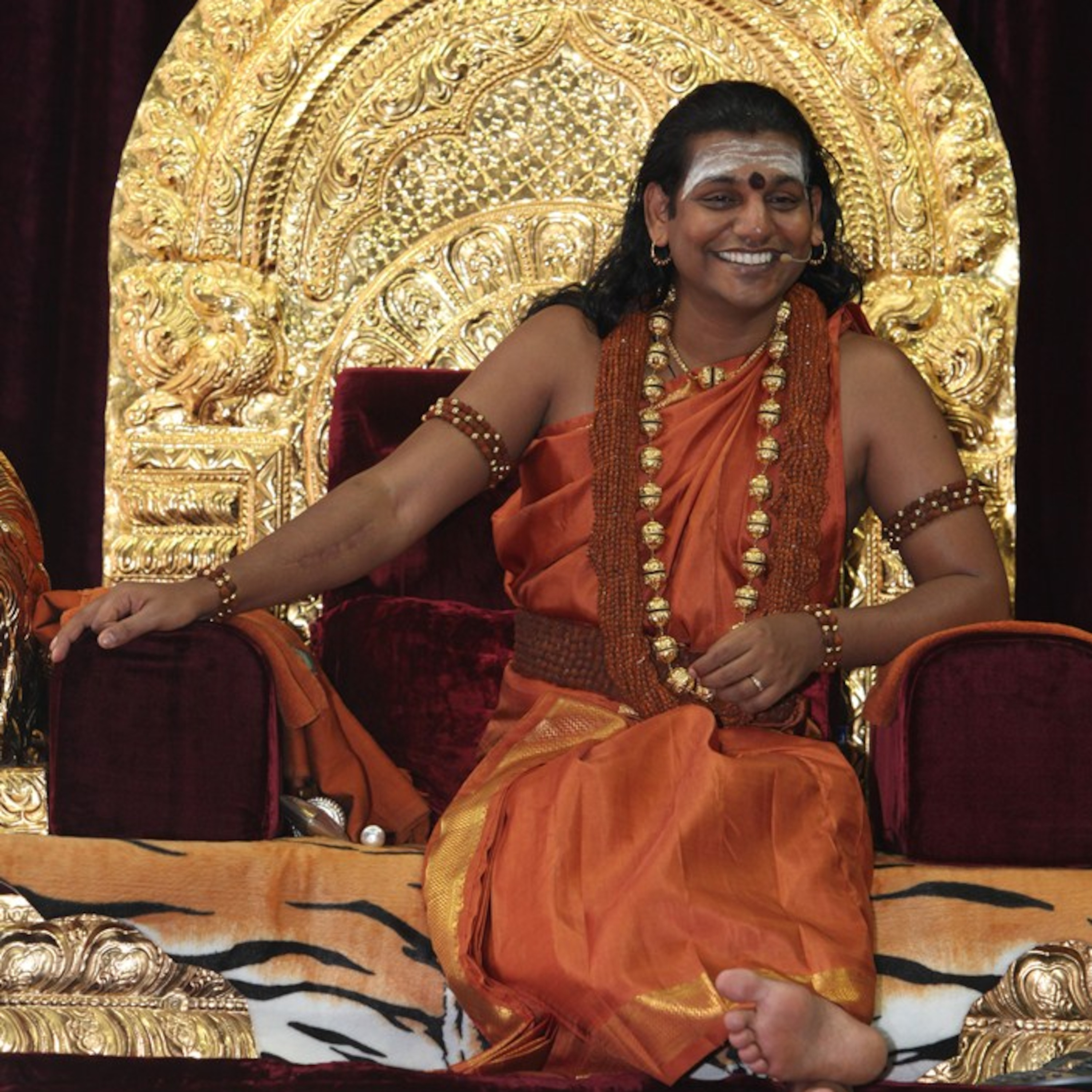 Episode 109 - Nithyananda Podcast - A Life Without Fear is Possible, Part I