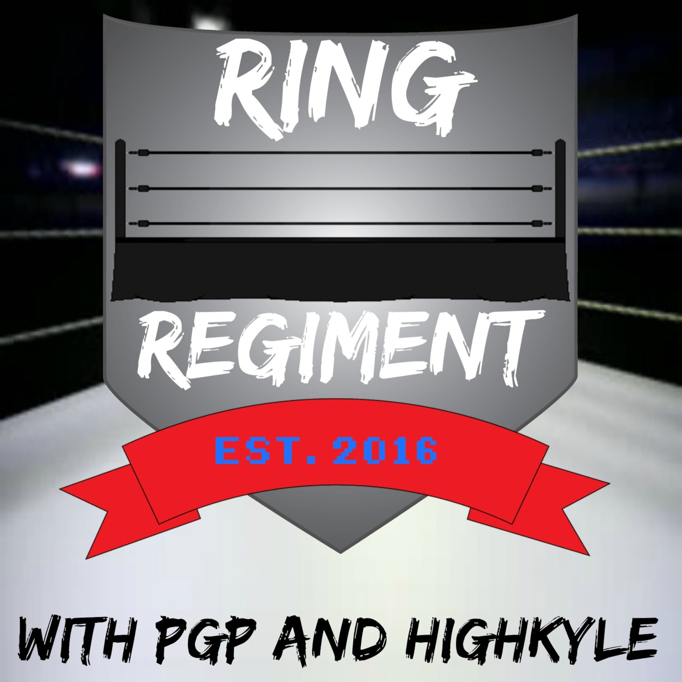 Ring Regiment | Listen via Stitcher for Podcasts