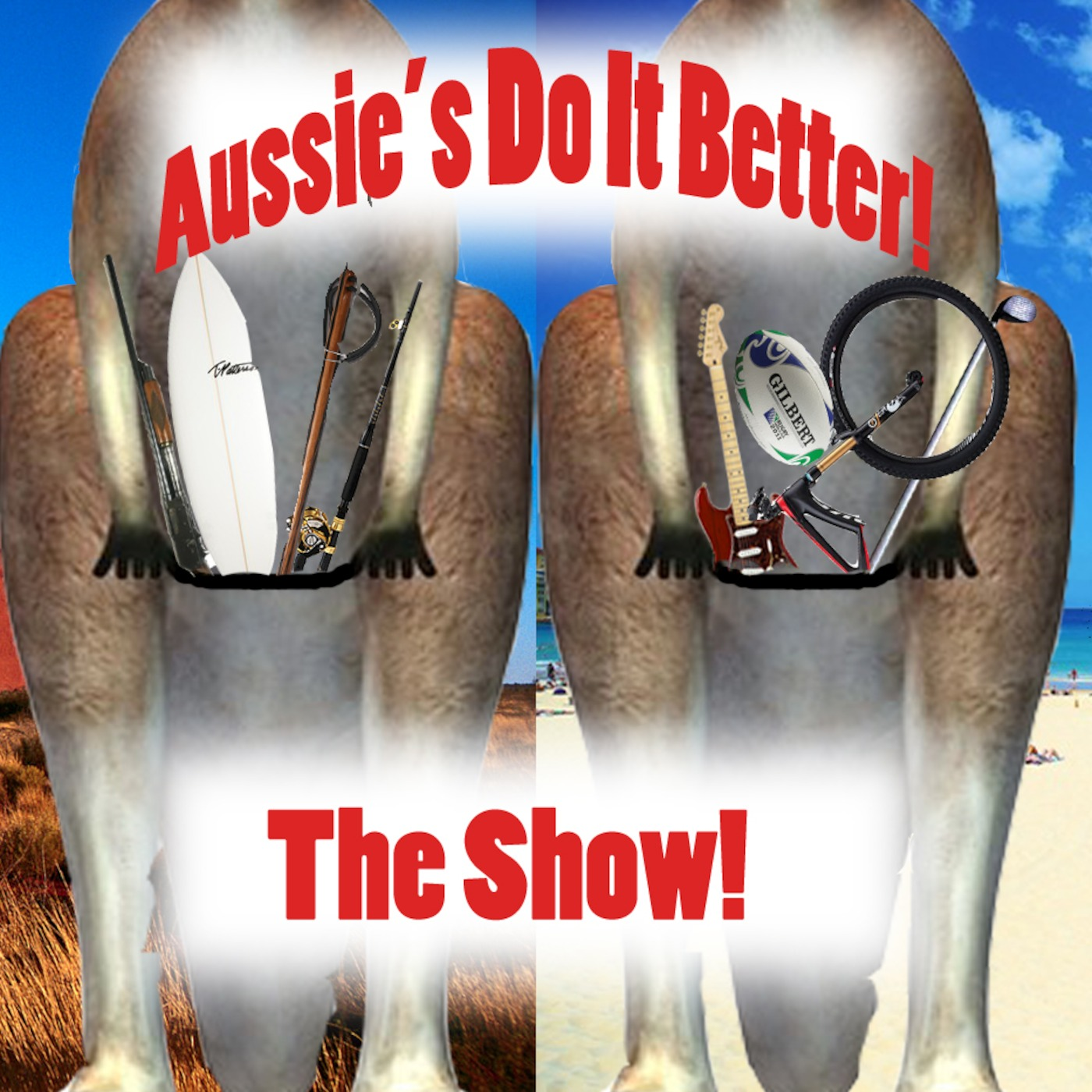 Aussie's Do It Better!!