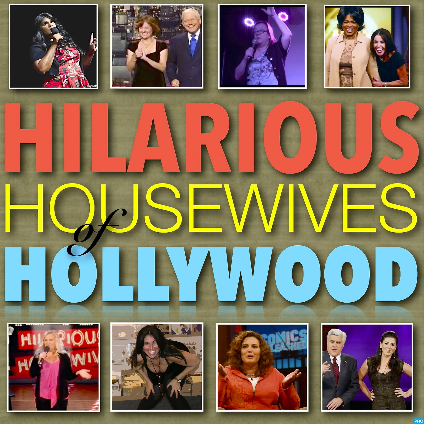 Hilarious Housewives Podcast by Donna Fischel-Hart on Apple
