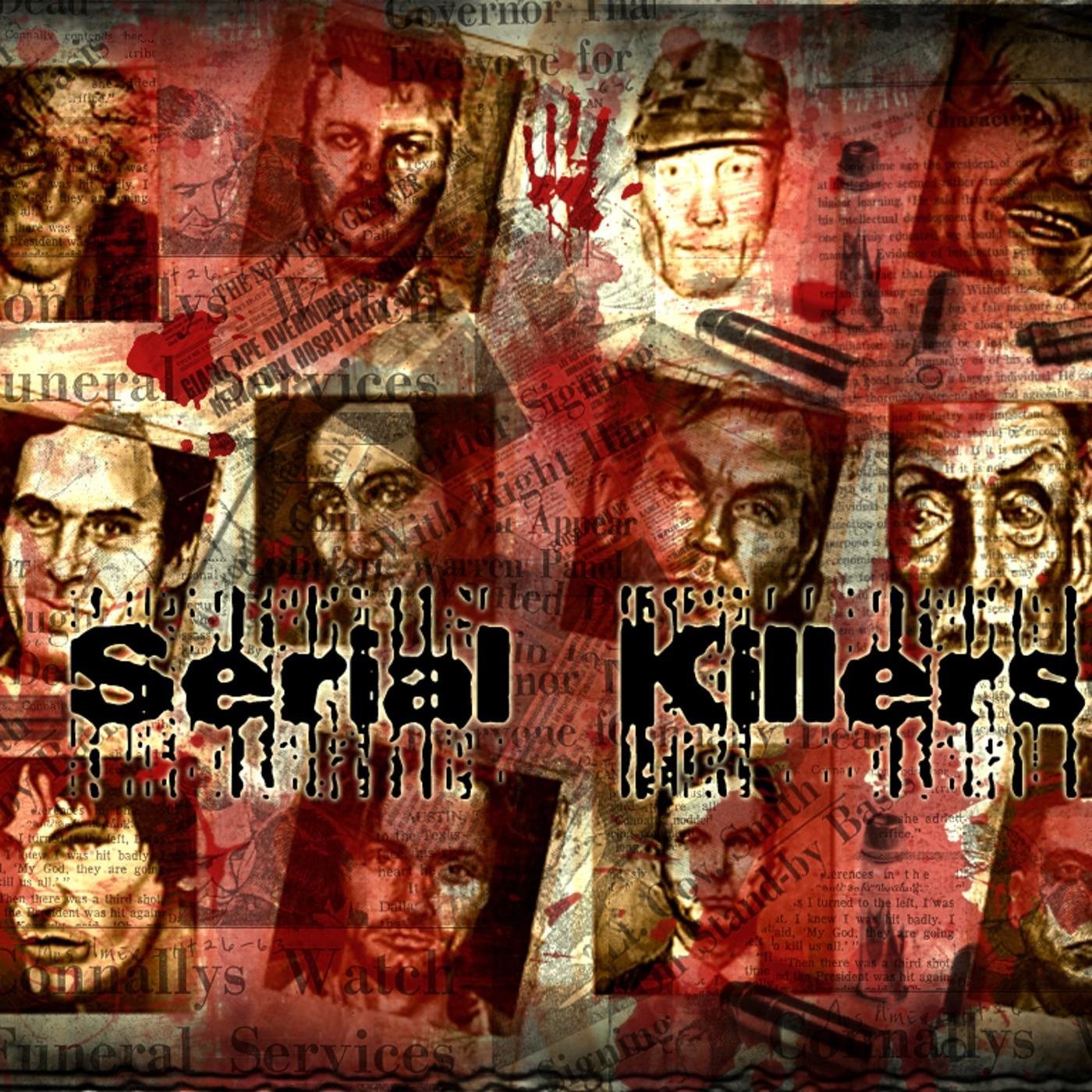 the humanisation of serial killers