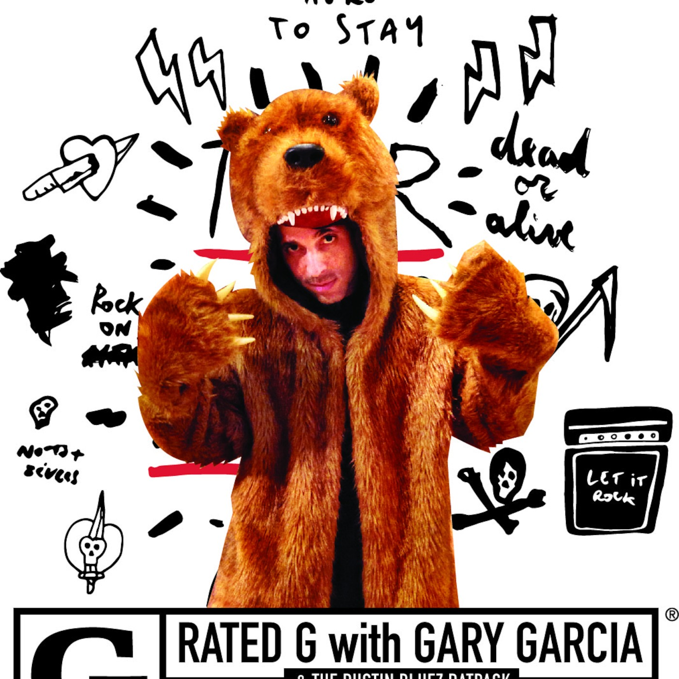 Rated G with Gary Garcia and the Rustin Bluez Rat Pack