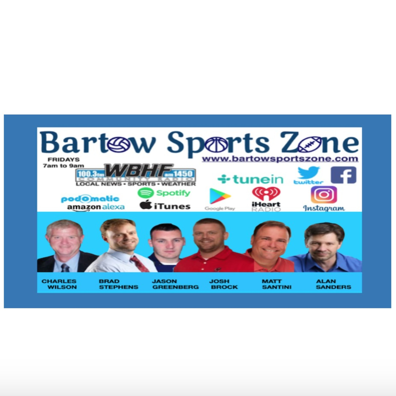 Episode 187: Bartow Sports Zone - Episode 187 - Dec. 4, 2020