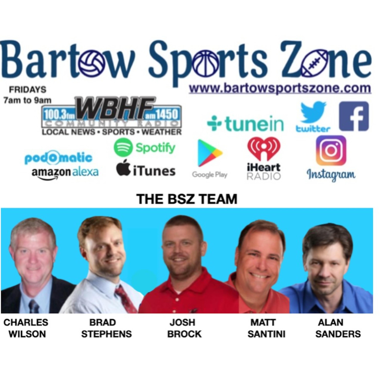 Episode 195: Bartow Sports Zone - Episode 195 - Feb. 12, 2021