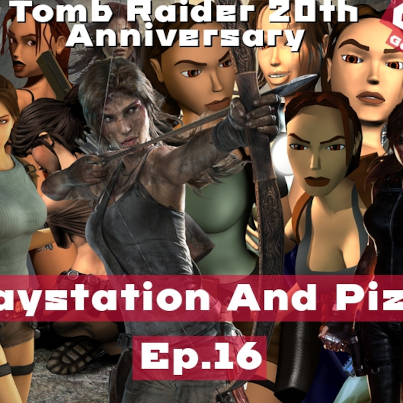 Playstation Pizza Ep 16 20 Yrs Of Tomb Raider Rise The Sony Ps4 In This Edition Our Thoughts On A Finally Coming To Details Cinematic Mode For Ps Vr