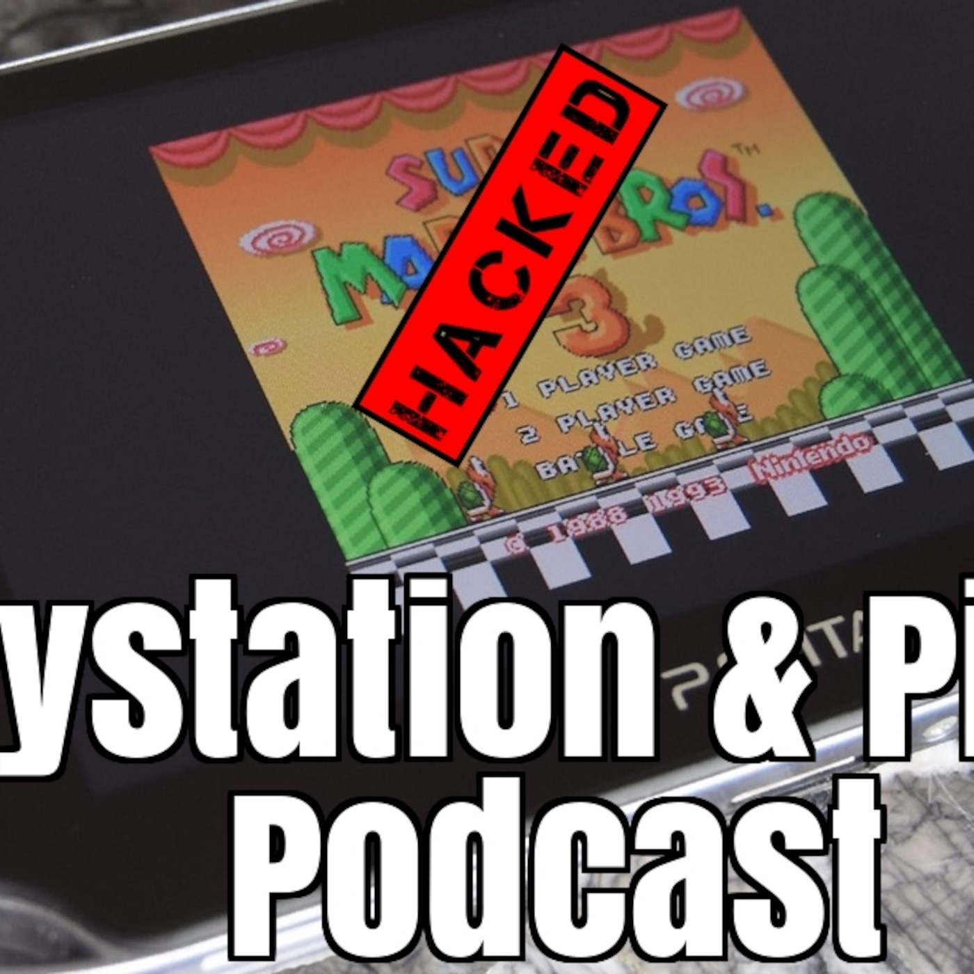 Playstation & Pizza Ep 18 - PS Vita Hacked   New GT Sport Details
