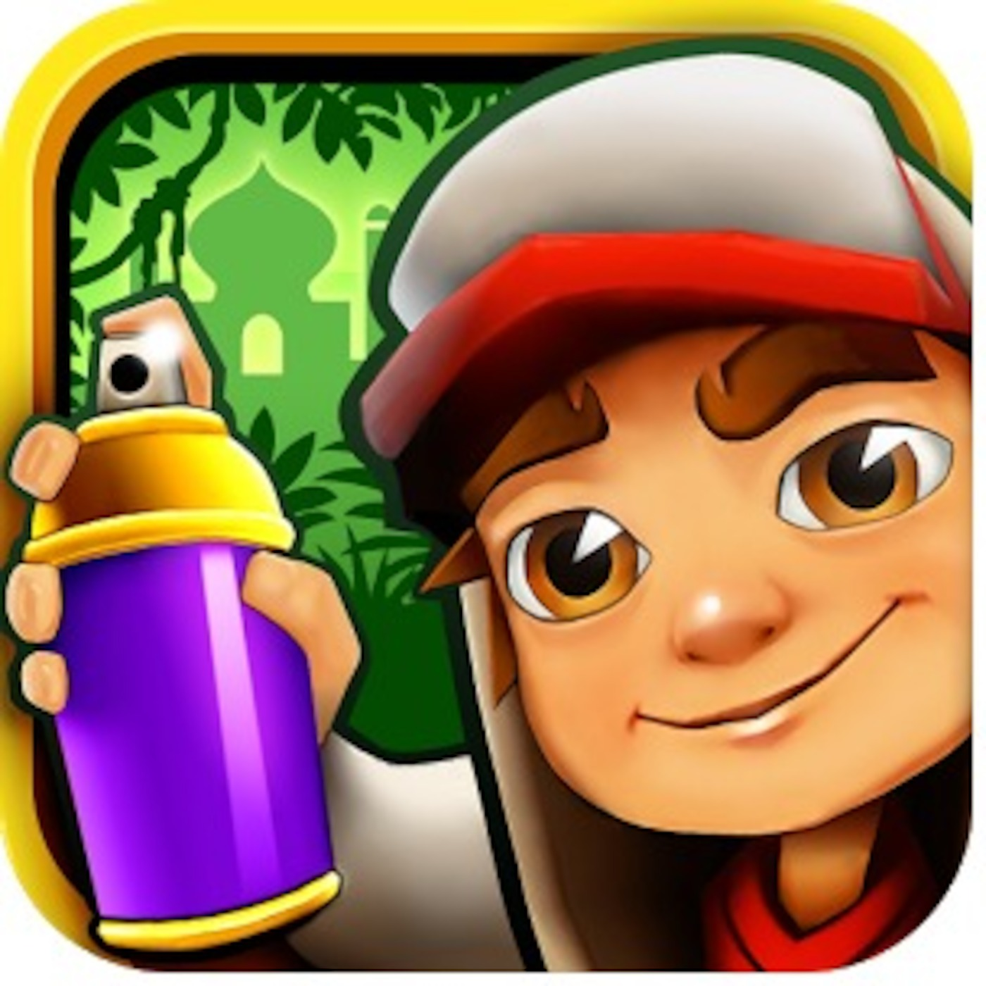 Subway Surf На Нокию С7