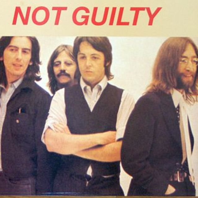 THE BEATLES / NOT GUILTY / HOME DEMO RESTORED / LOST + FOUND