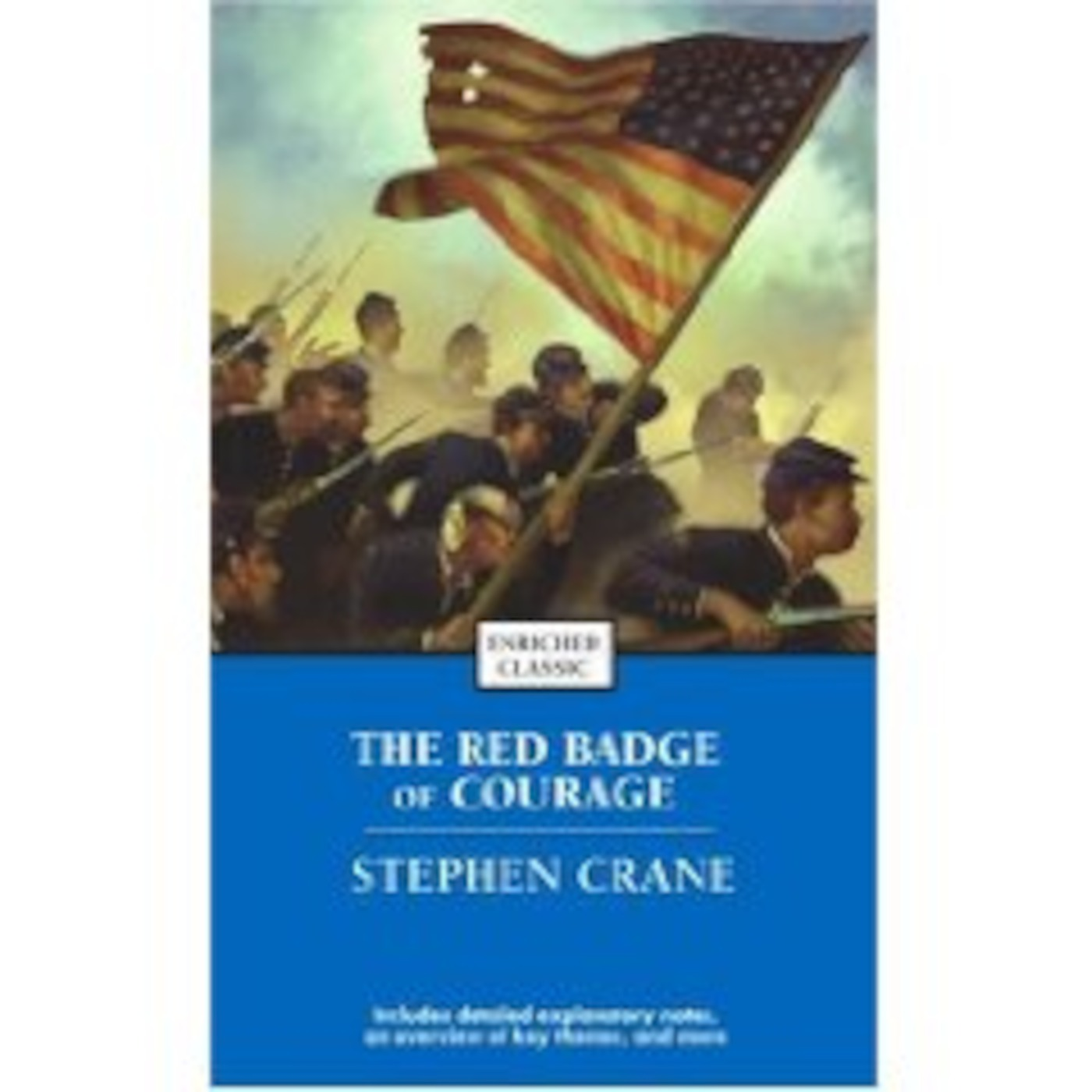 a summary of the red badge of courage a novel by stephen crane