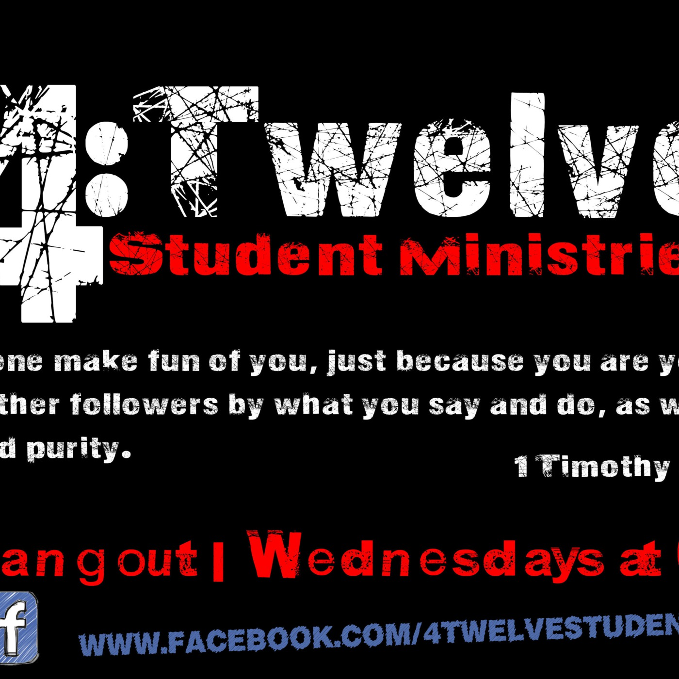 4:Twelve Student Ministries