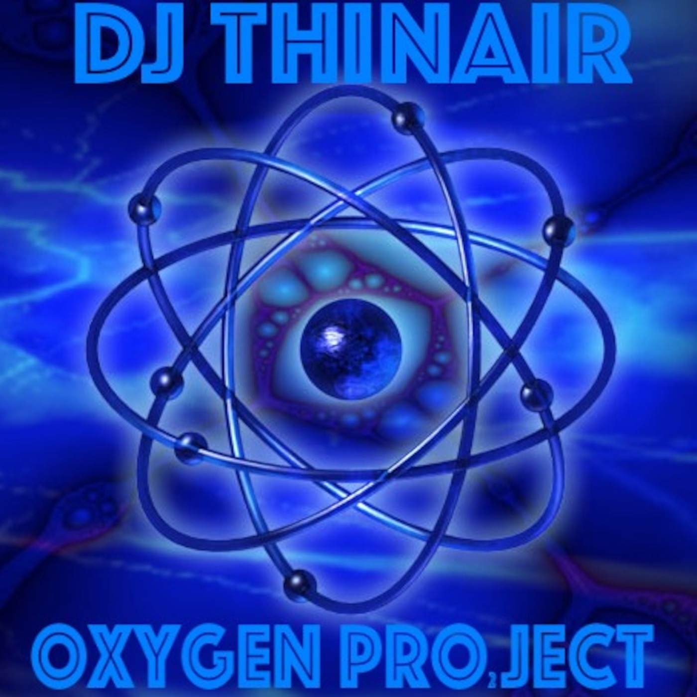 DJThiAir - Oxygen Project - Volume 01-16