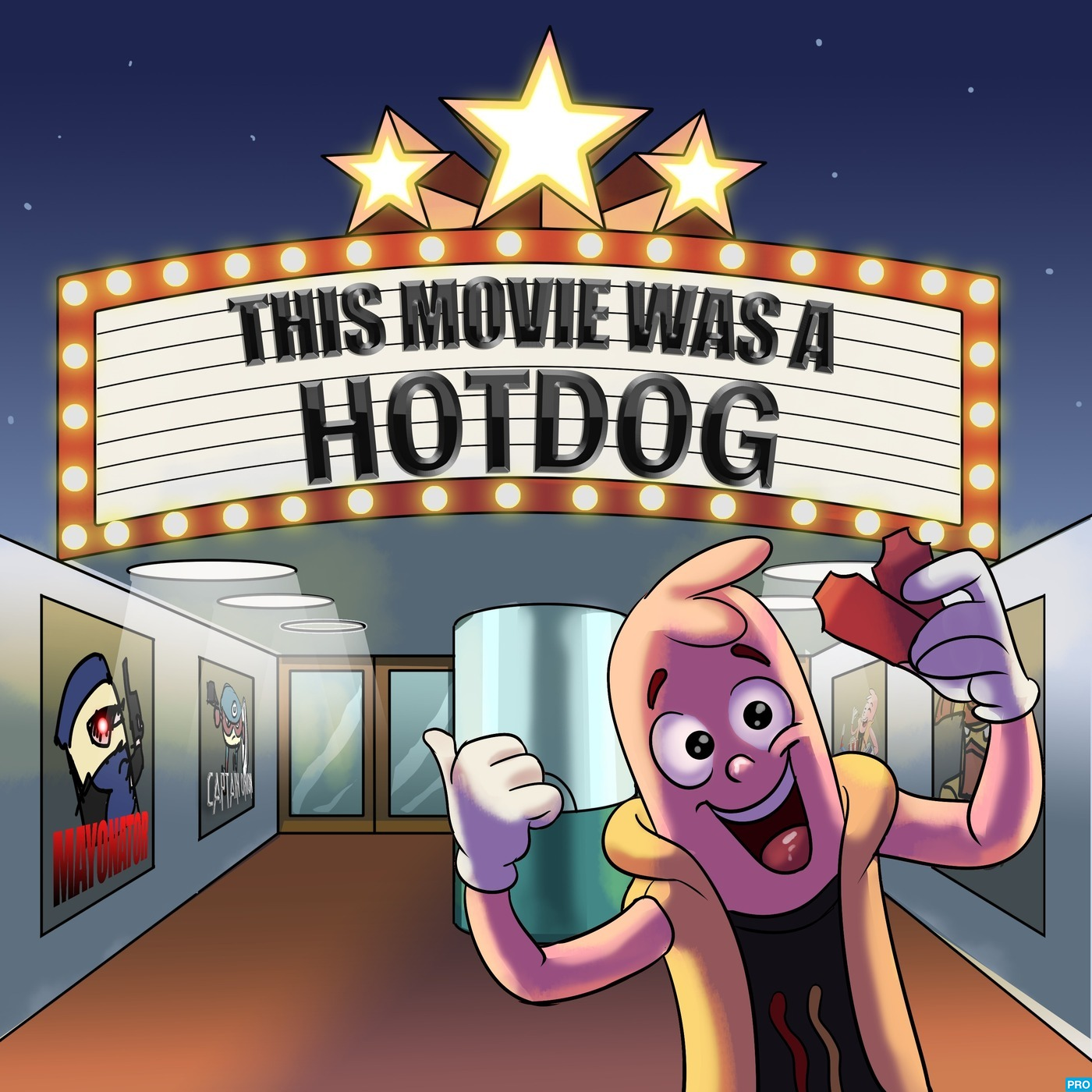 This Movie Was A Hot Dog