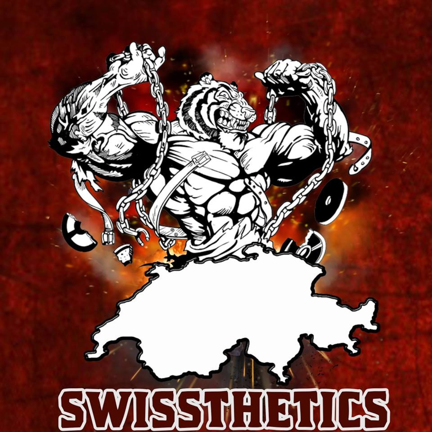 Swissthetics Bodybuilding Fitness Musik (by Bornersthetics)