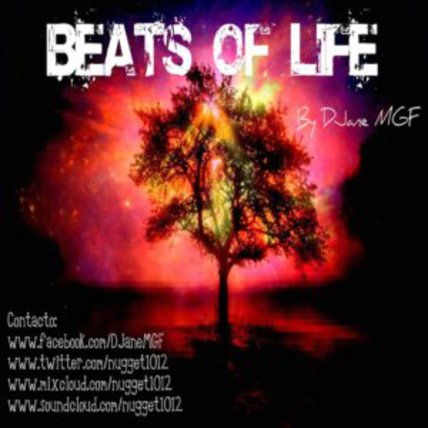Beats Of Life By DJane MGF