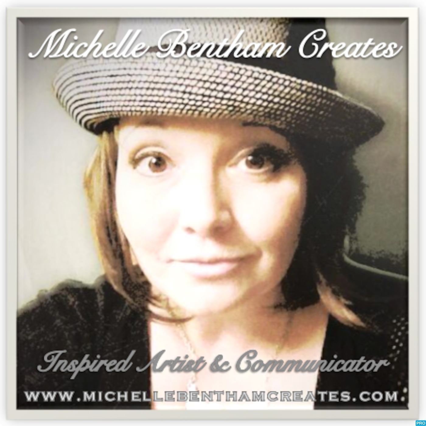 Michelle Bentham Creates Podcast