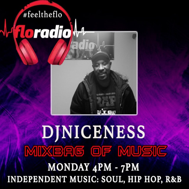 27th Aug 2018 Mixbag of Music with DJ Niceness in the mix on