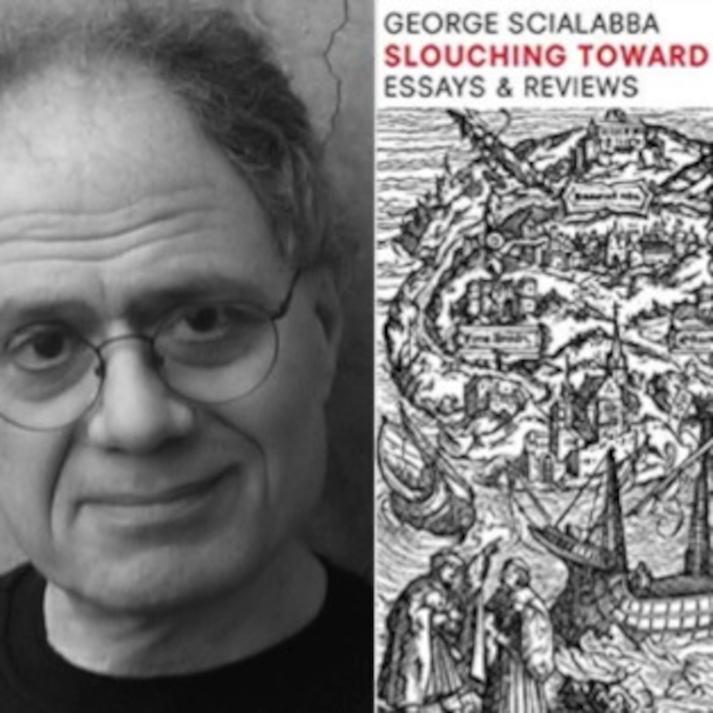 NEW - Reflecting On Big Questions With Essayist GEORGE SCIALABBA