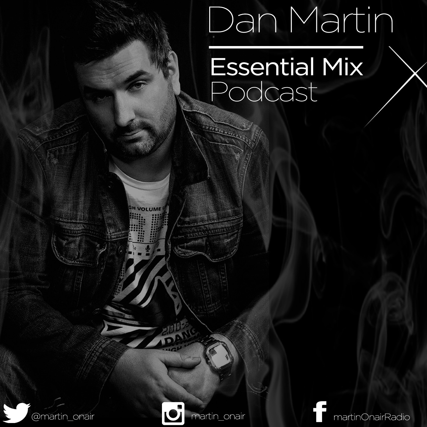 Dan Martin Essential Mix Podcast