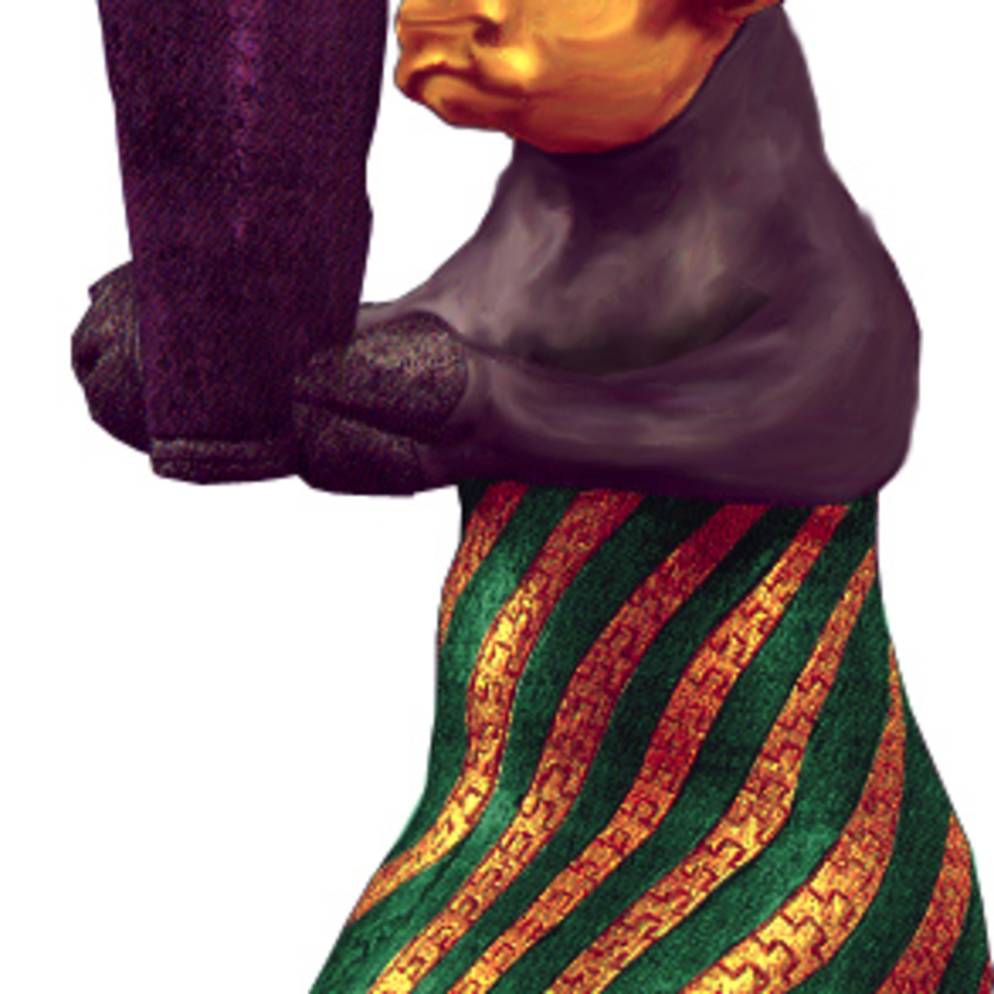 Kneeling Bull Magic