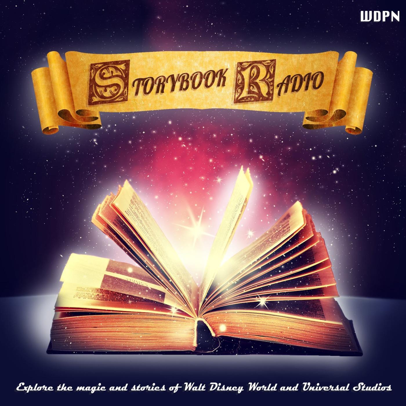 Storybook Radio: A Walt Disney World & Universal Studios Podcast