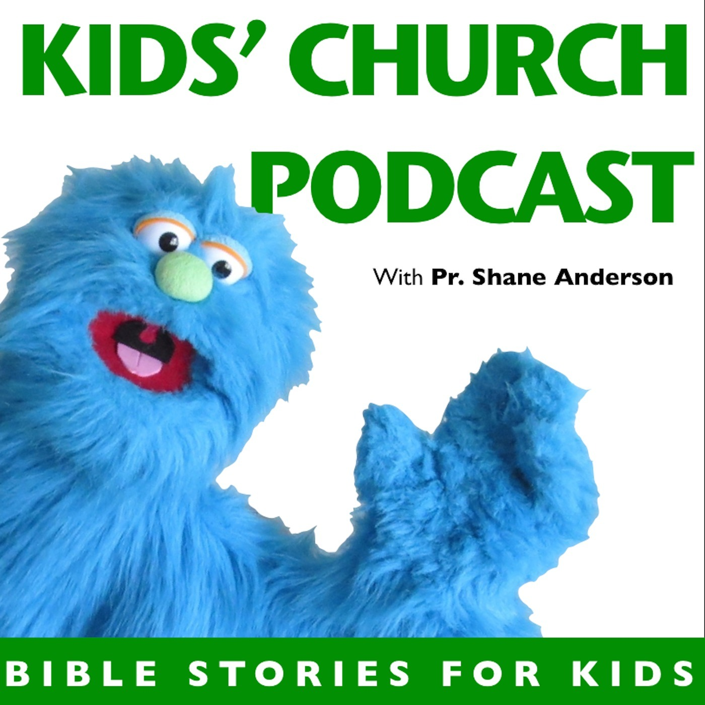 Kid's Church Podcast