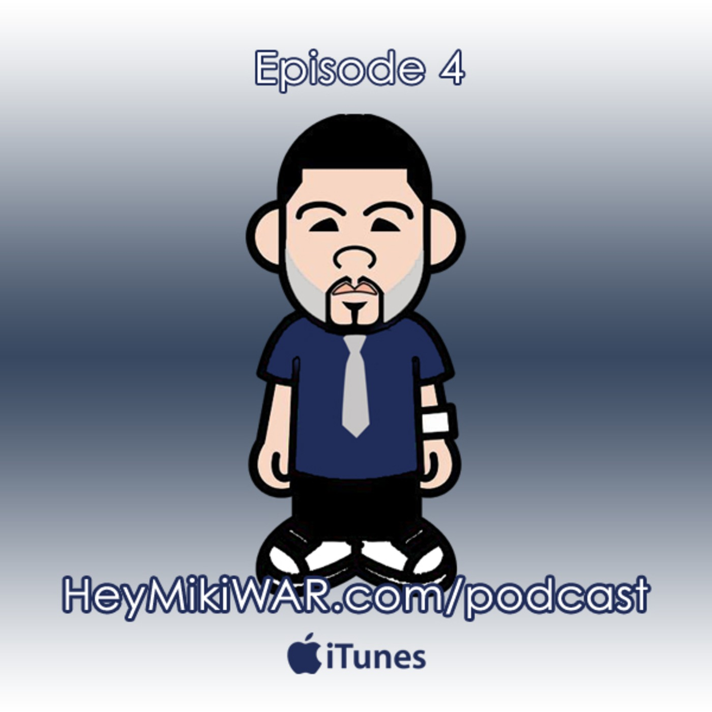 Season 2 - Episode 4 : Miki's Picks Vol 3 MikiWAR podcast