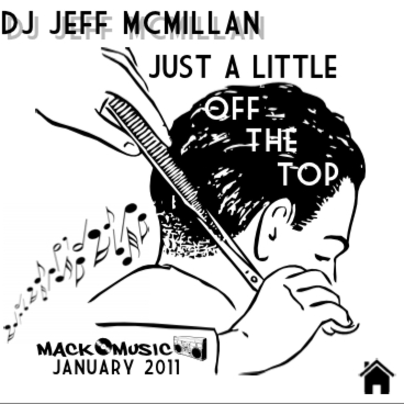 A Little Off The Top Jeff McMillan's podcast