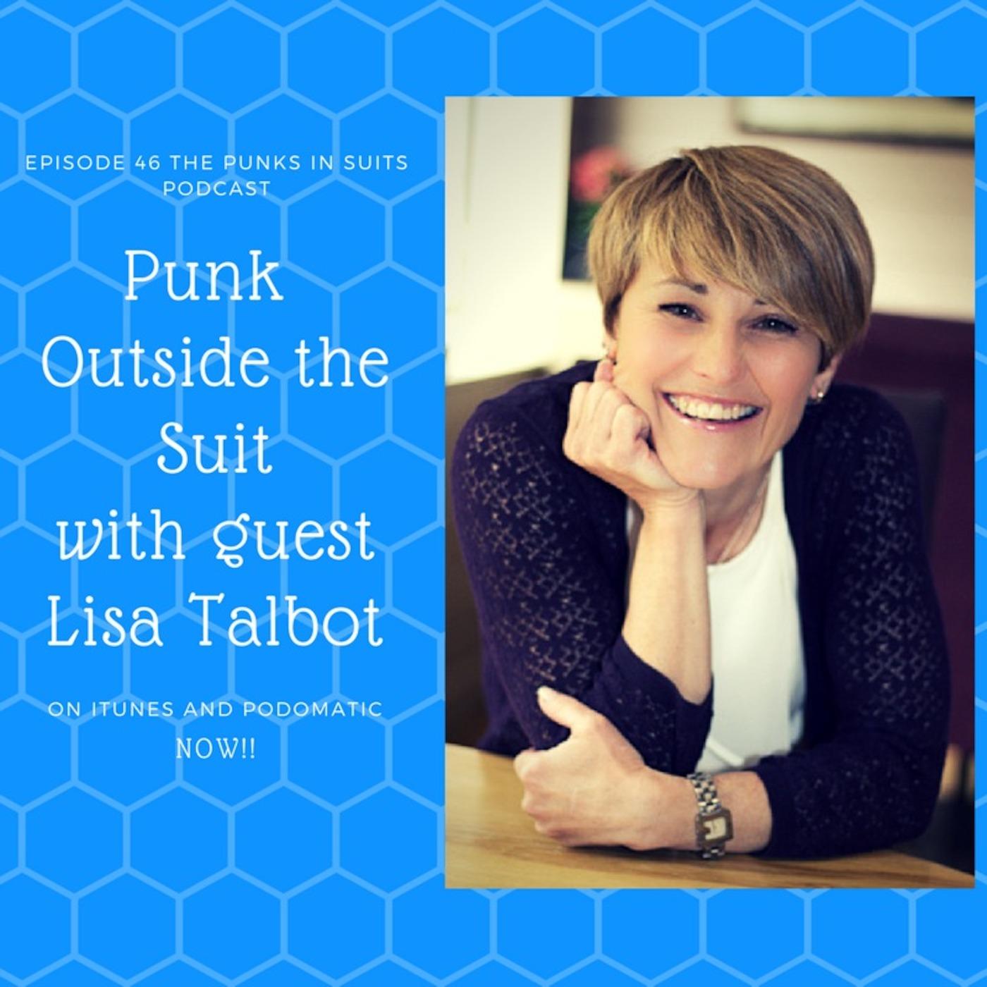 Episode 46: Punk Outside the Suit