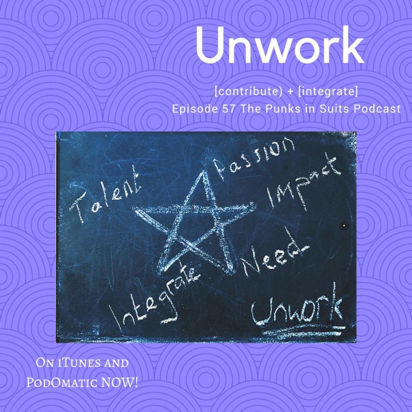Episode 57: Unwork!