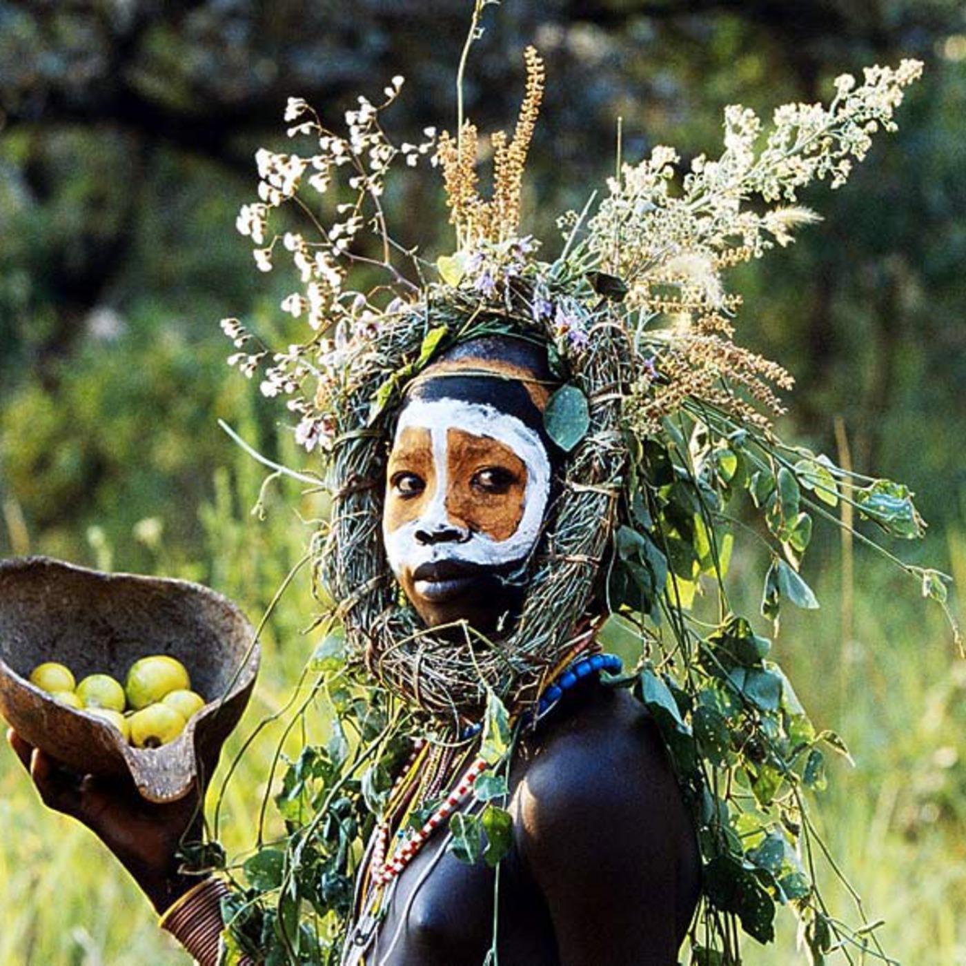 Фото дикие племена 21 фотография