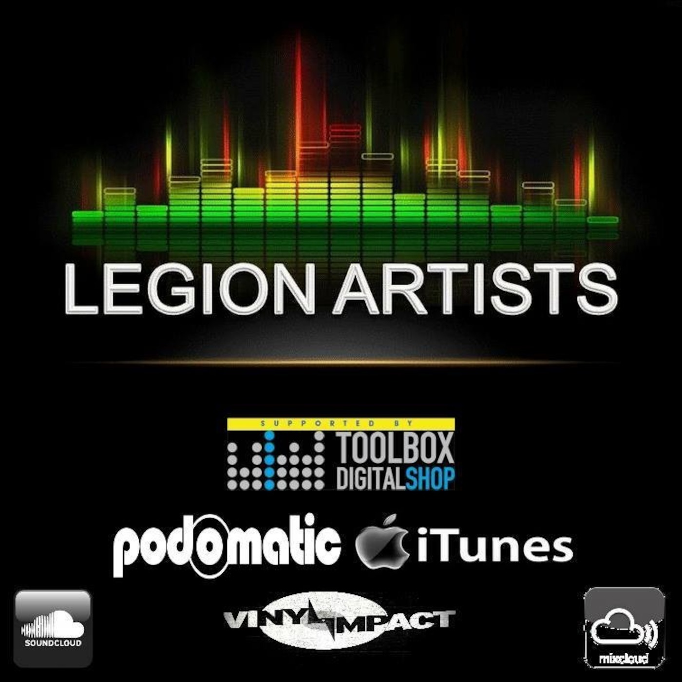 LegionArtists PodCast