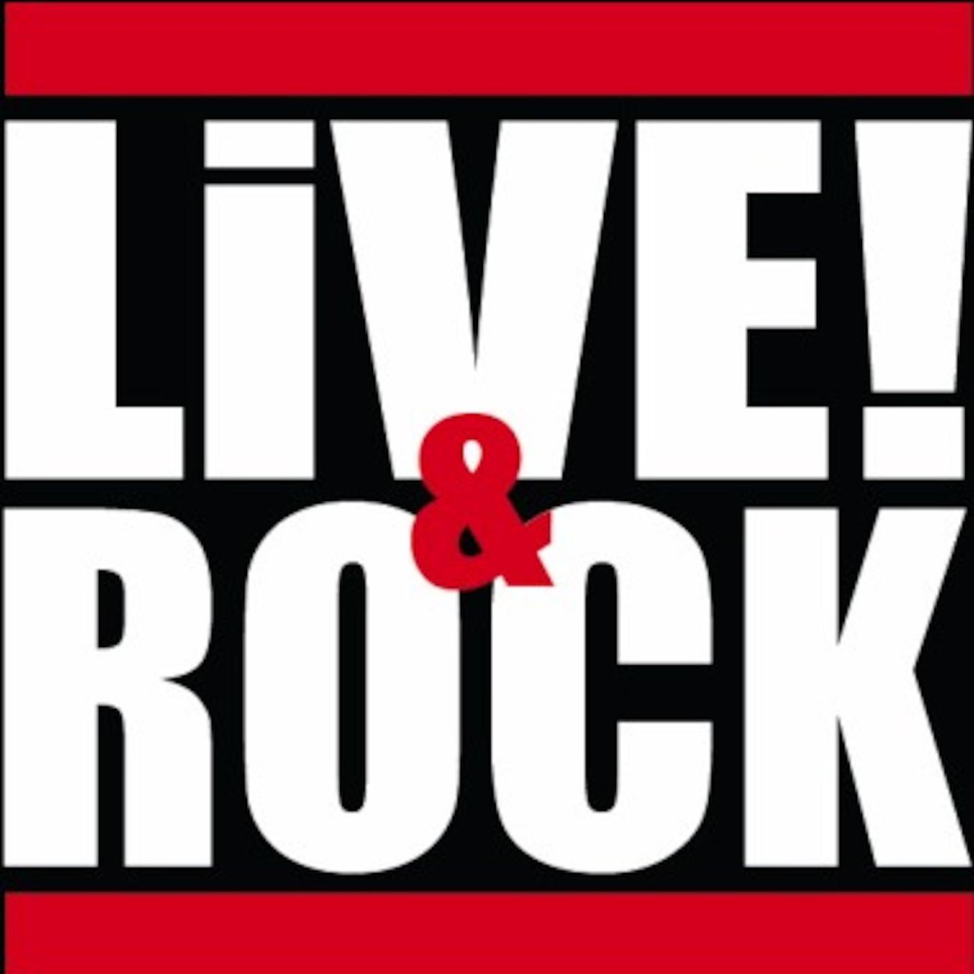LIVE & ROCK!!  (entertaining talk)