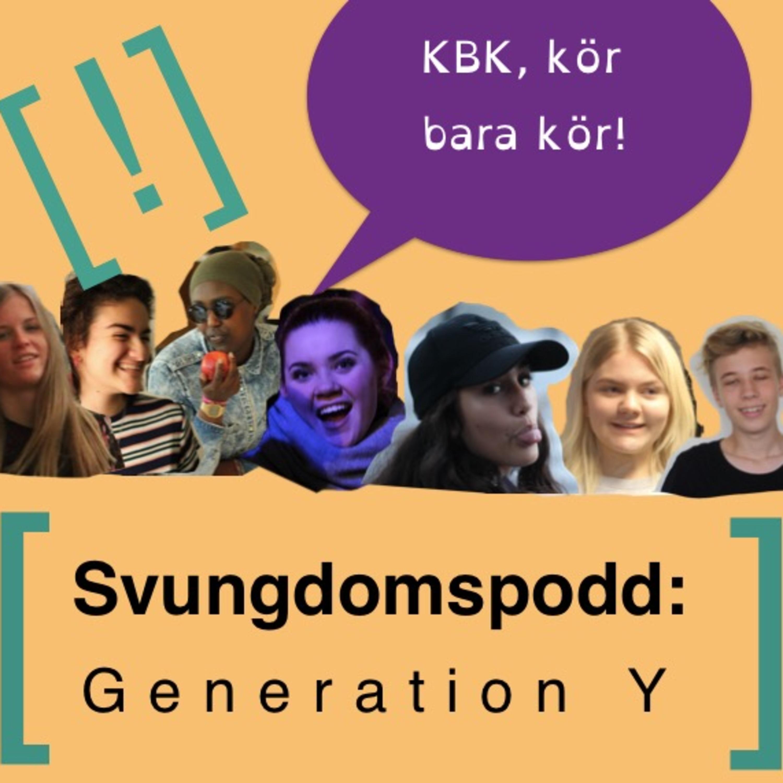 [Sv]ungdomspodd: Generation Y - svung/åldersmakt