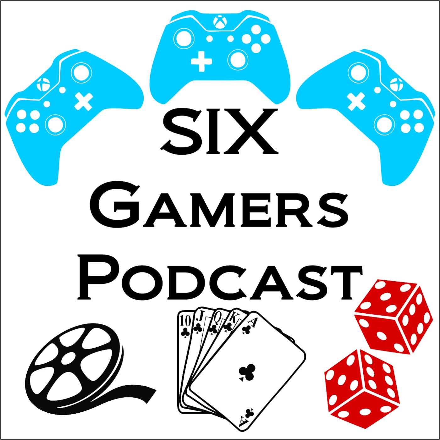 Six Gamers Podcast