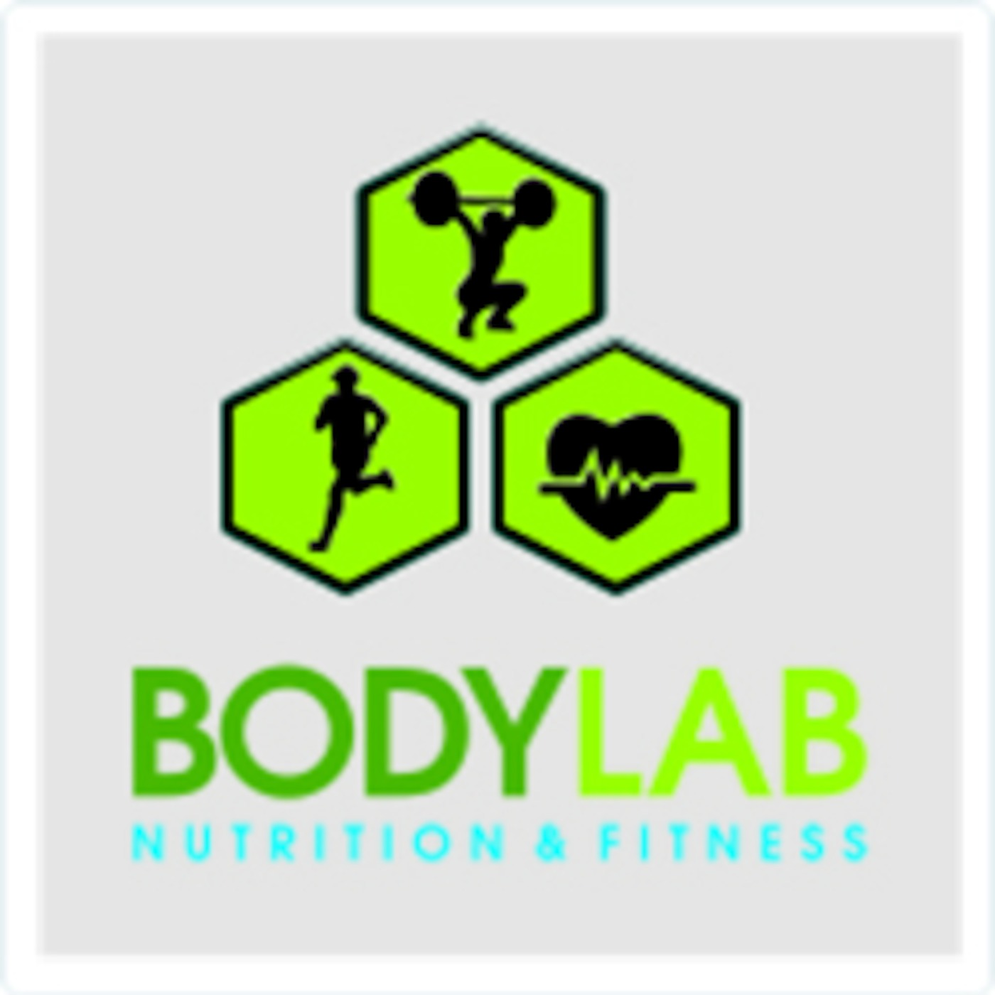 Bodylab Nutrition & Fitness' Podcast