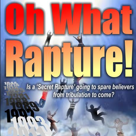 Oh What Rapture! – cover