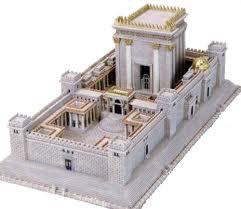 Model of Ezekiel's Temple
