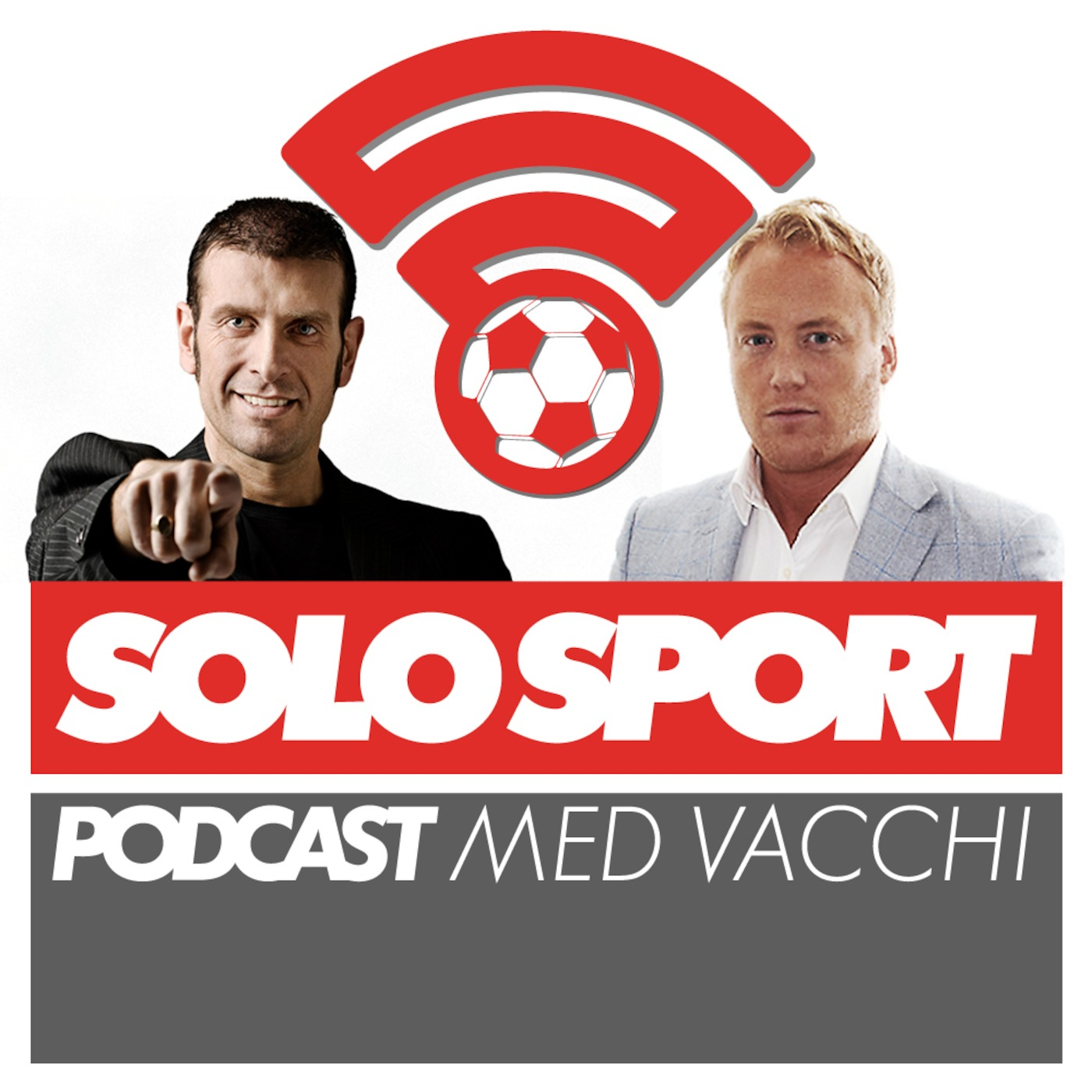 Solo Sport med Vacchi Podcast