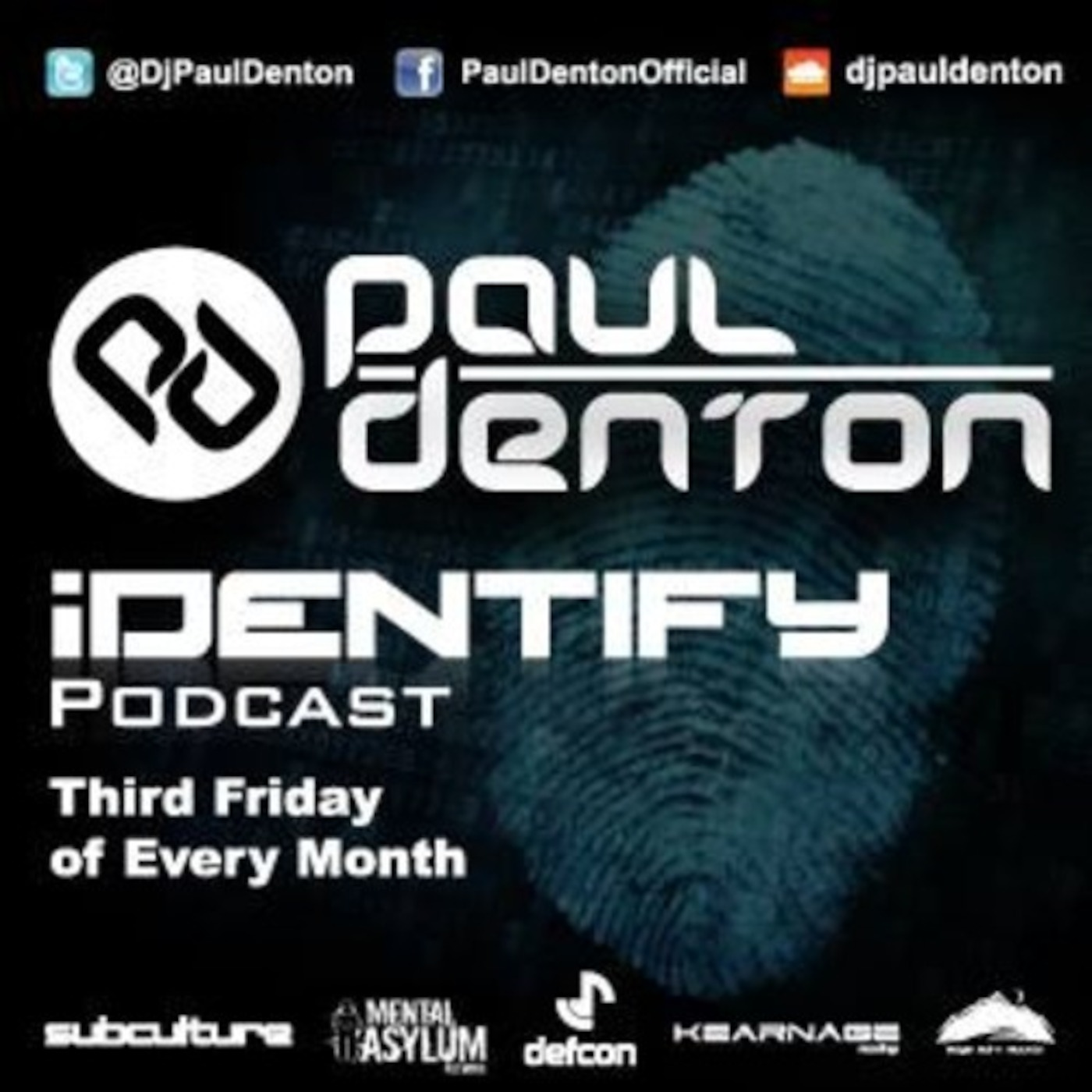 Paul Denton's iDentify Podcast