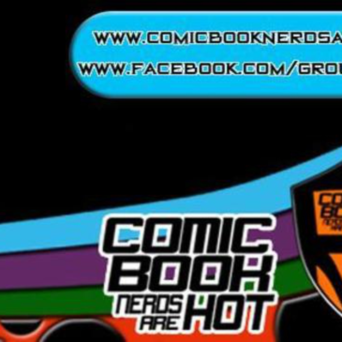 Comic Book Nerds Are Hot