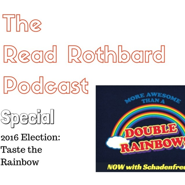 Special 2016 Elections Taste The Rainbow