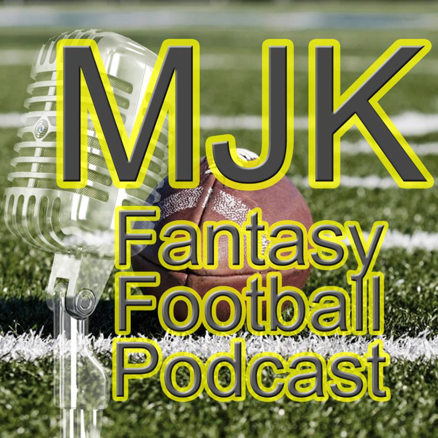 MJK Podcast's Podcast