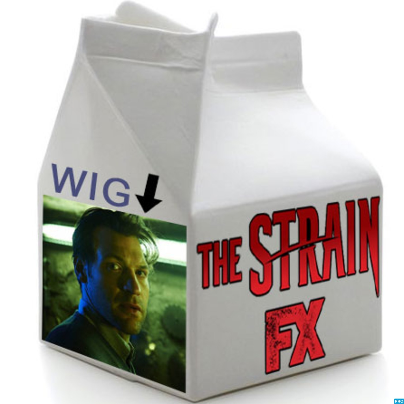 Got Your Milk: FX's The Strain